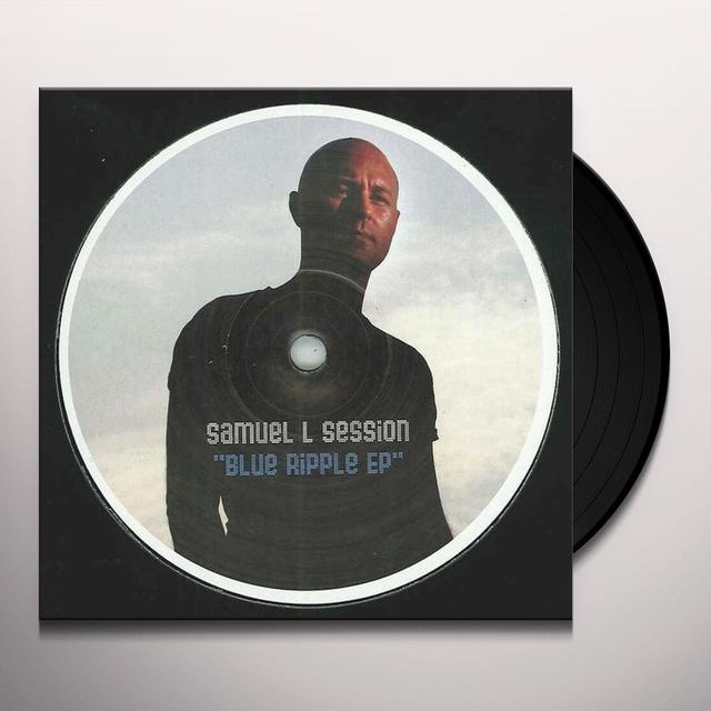 Samuel L Session BLUE RIPPLE Vinyl Record