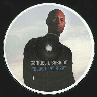 Samuel L Session BLUE RIPPLE Vinyl Record
