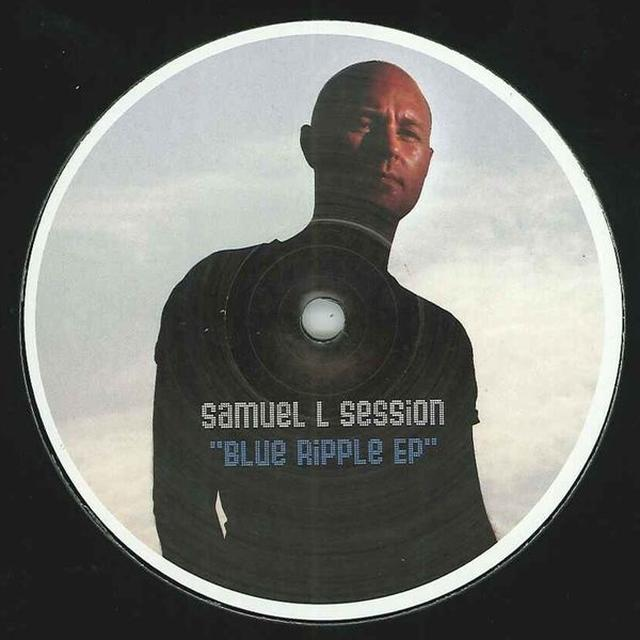 Samuel L Session BLUE RIPPLE (EP) Vinyl Record