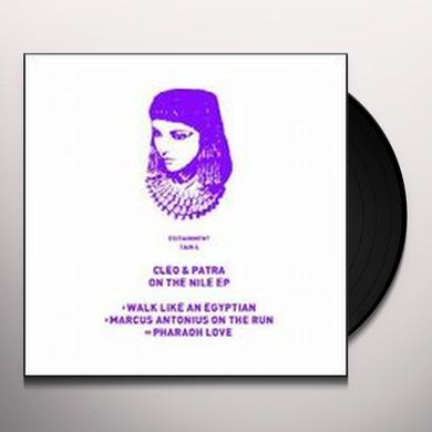Cleo & Patra ON THE NILE Vinyl Record