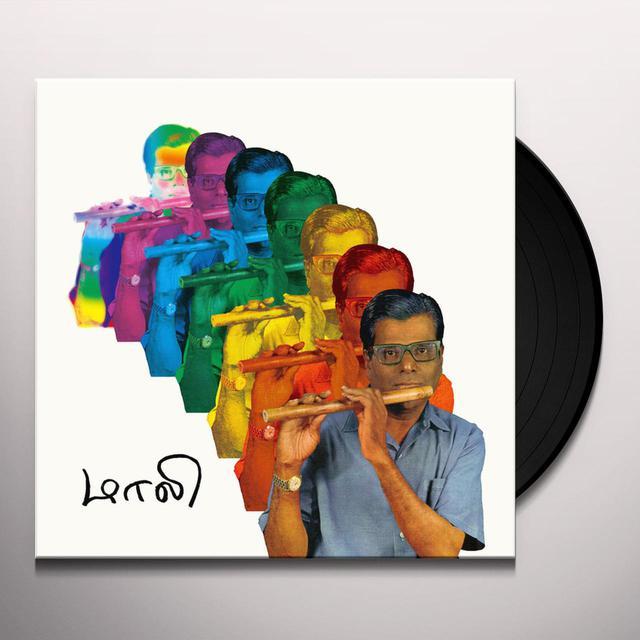 Tr Mahalingam MALI: RECORDINGS OF CARNATIC BAMBOO FLUTE 1969-70 Vinyl Record