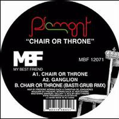 Piemont CHAIR OR THRONE Vinyl Record