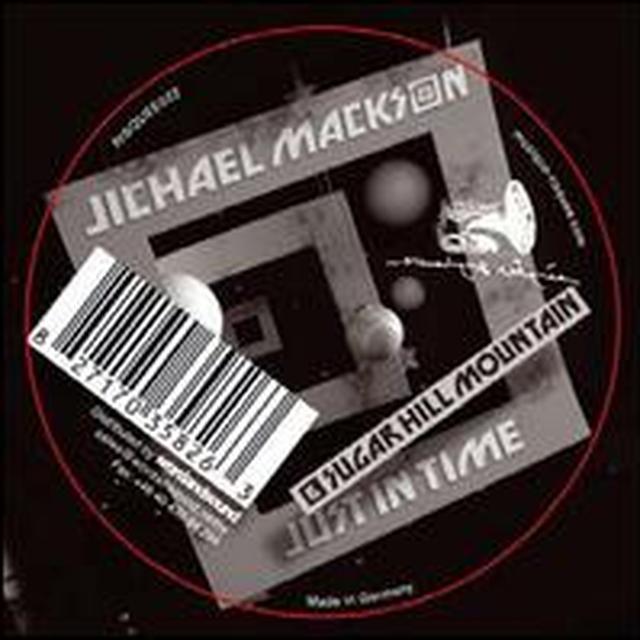 Jichael Mackson JUST IN TIME Vinyl Record