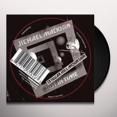 Jichael Mackson JUST IN TIME (EP) Vinyl Record