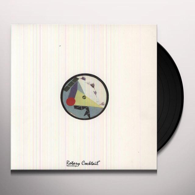 Reyf & Eidner LOVE & PAIN SUNSHINE & RAIN Vinyl Record