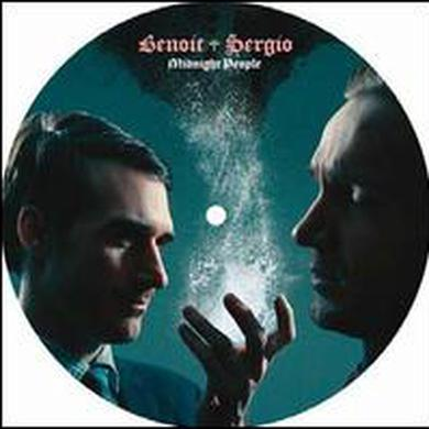 Benoit & Sergio MIDNIGHT PEOPLE Vinyl Record