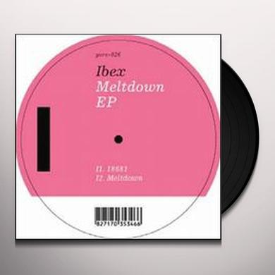 Ibex MELTDOWN Vinyl Record
