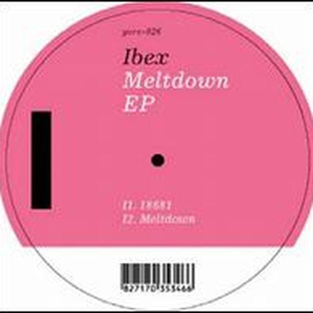 Ibex MELTDOWN (EP) Vinyl Record