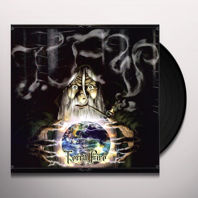 Fucking Wrath TERRA FIRE Vinyl Record