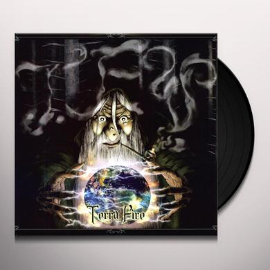 Fucking Wrath TERRA FIRE Vinyl Record - Digital Download Included