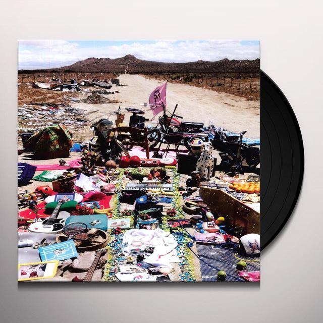 Ima Robot ANOTHER MAN'S TREASURE Vinyl Record