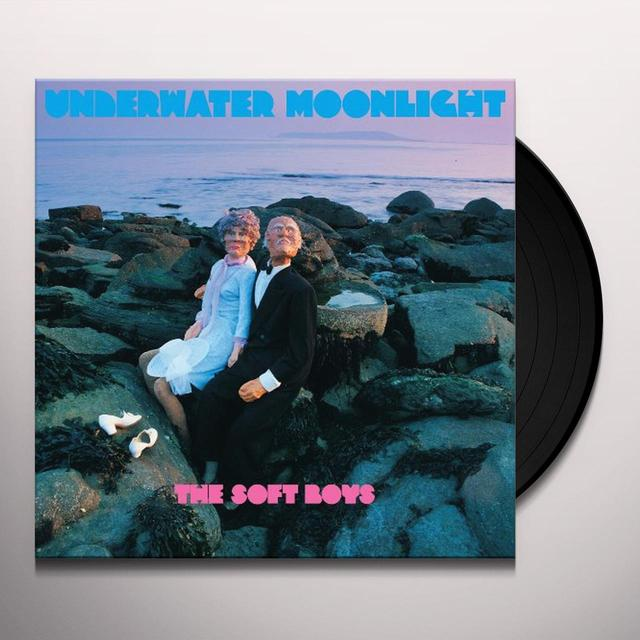 Soft Boys UNDERWATER MOONLIGHT Vinyl Record