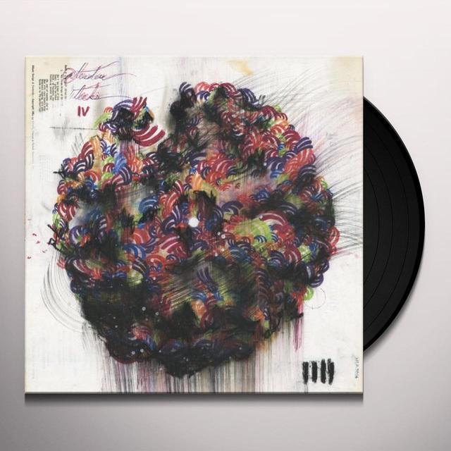Teebs ARDOUR Vinyl Record
