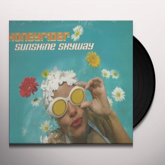 Honeyrider SUNSHINE SKYWAY Vinyl Record