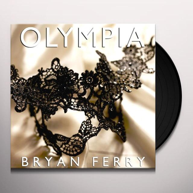 Bryan Ferry OLYMPIA Vinyl Record