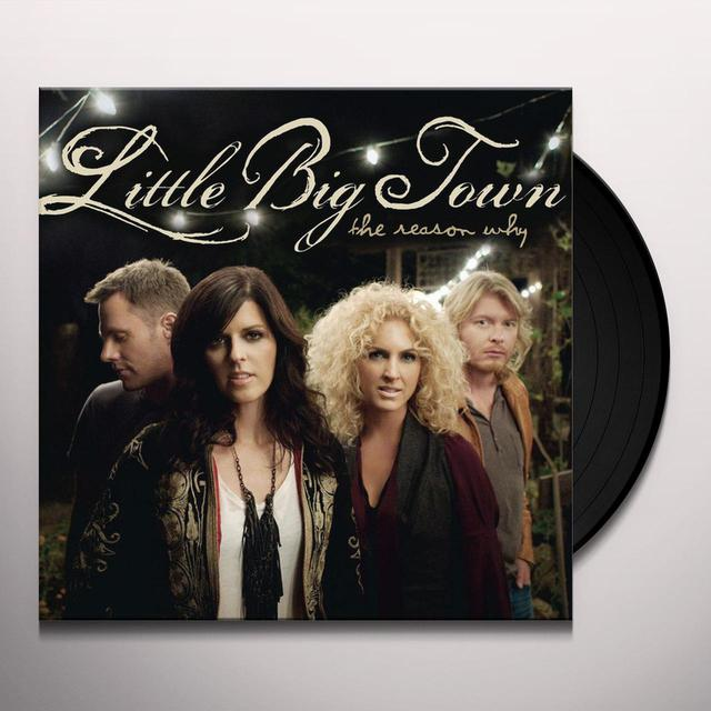Little Big Town REASON WHY Vinyl Record