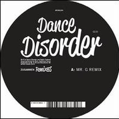 Dance Disorder ZUSAMMEN REMIXES Vinyl Record