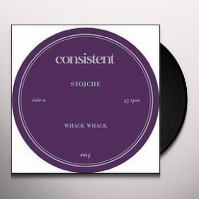 Stojche WHACK WHACK Vinyl Record