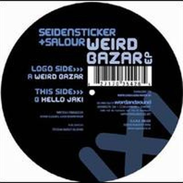 Seidensticker & Salour WEIRD BAZAR Vinyl Record