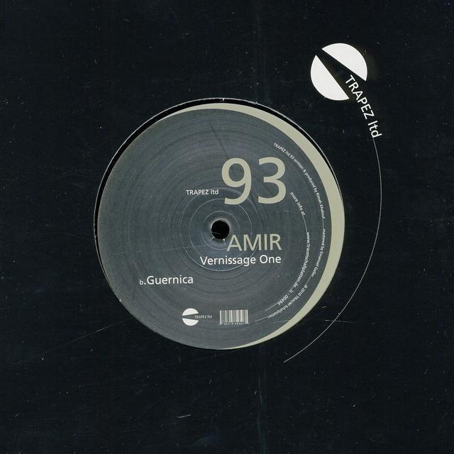 Amir VERNISSAGE ONE Vinyl Record