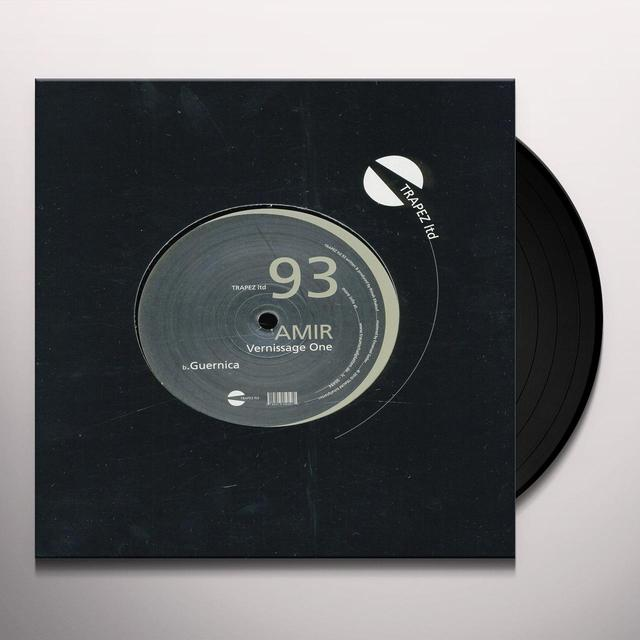 Amir VERNISSAGE ONE Vinyl Record - Limited Edition