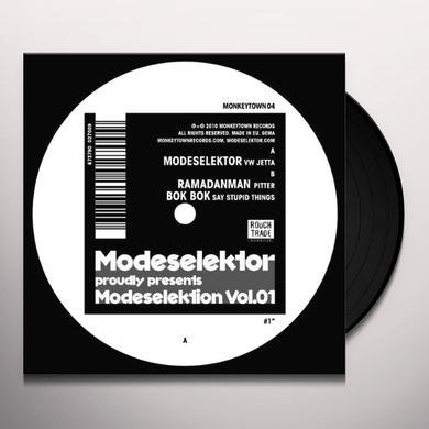 MODESELEKTOR 1 (EP) Vinyl Record