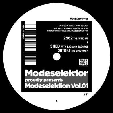 MODESELEKTOR 1 #2 Vinyl Record