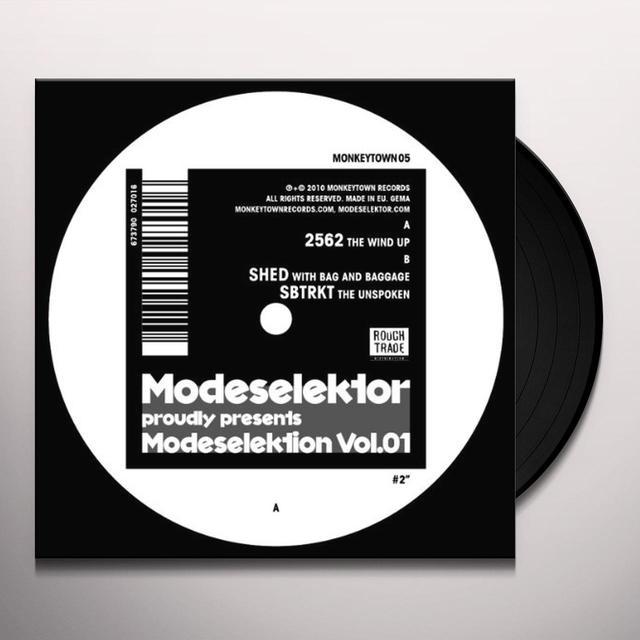 MODESELEKTOR 1 #2 (EP) Vinyl Record