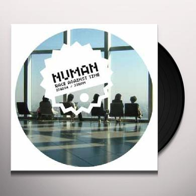 Numan RACE AGAINST TIME (EP) Vinyl Record