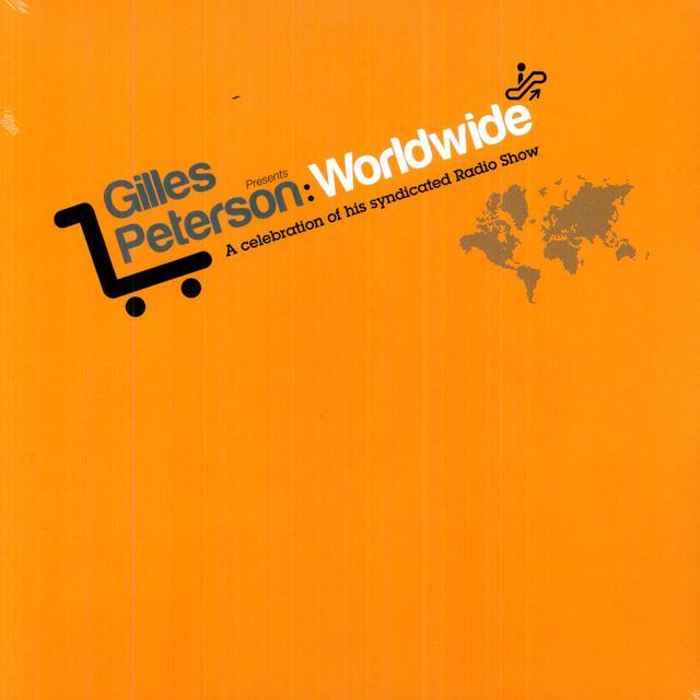 Gilles Petersen WORLDWIDE: CELEBRATION OF HIS SYNDICATED RADIO Vinyl Record