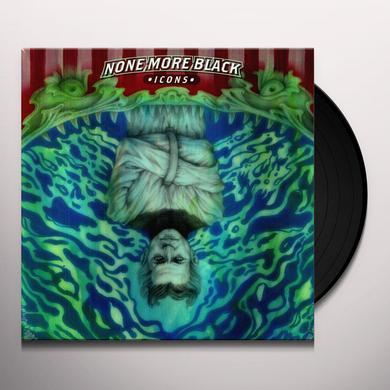 None More Black ICONS Vinyl Record