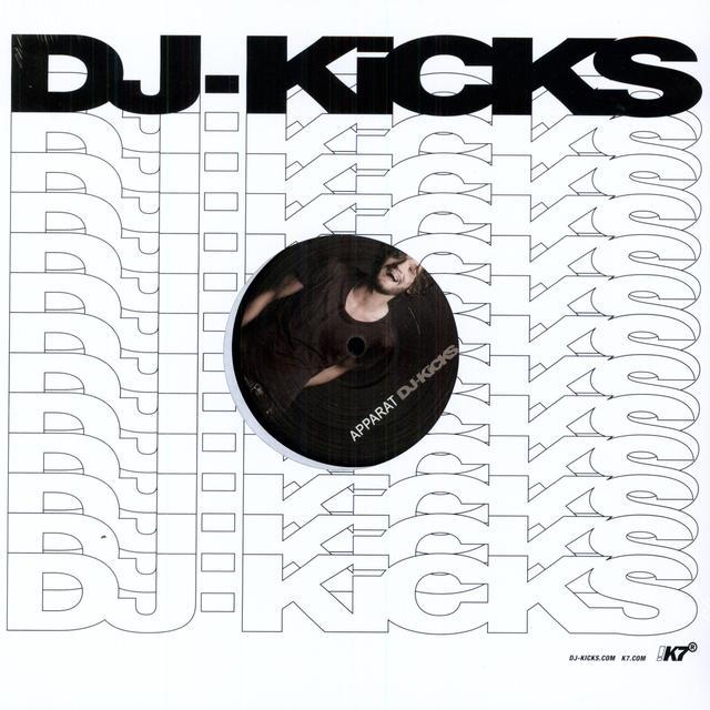 Apparat DJ KICKS Vinyl Record