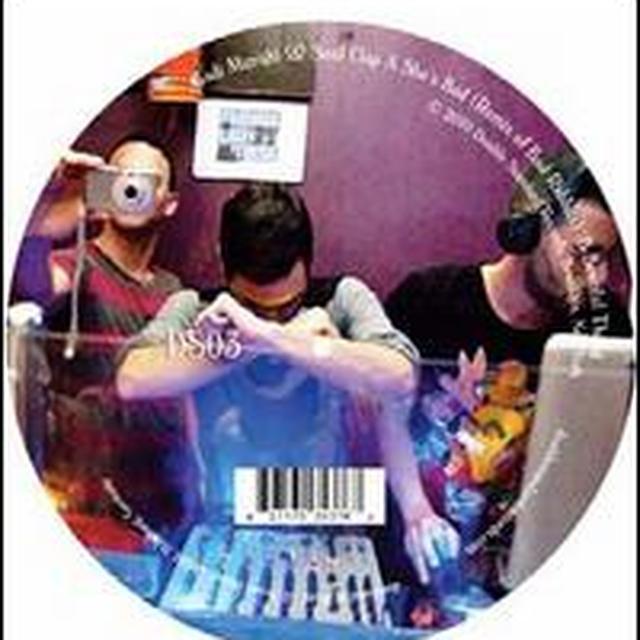 Gadi / Soul Clap Mizrahi SHES BAD / BEAUTIFUL THANG Vinyl Record