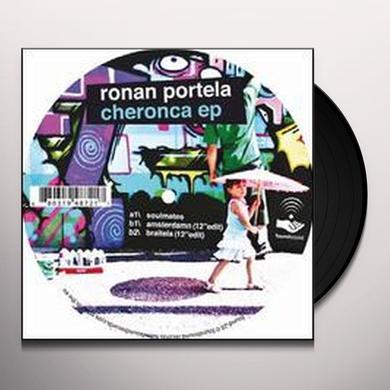 Ronan Portela CHERONCA (EP) Vinyl Record