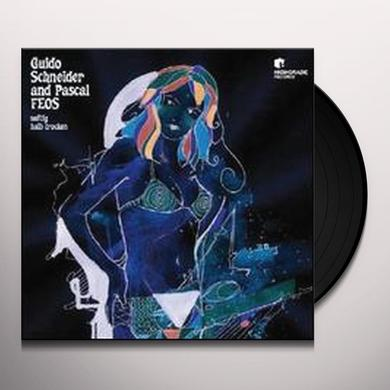 Guido Schneider / Pascal Feos SAFTIG / HALB TROCKEN Vinyl Record