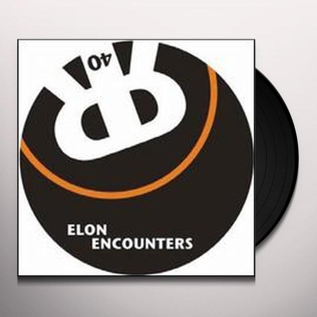 Elon ENCOUNTERS Vinyl Record