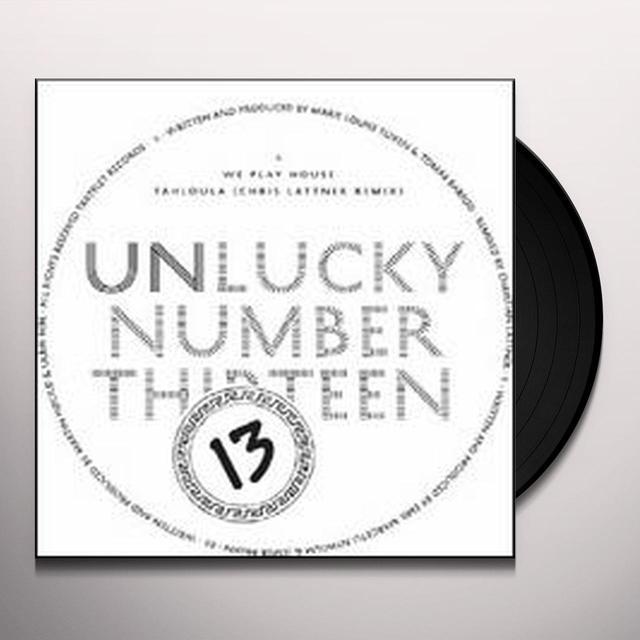 Unlucky Number Thirteen / Various (Ep) UNLUCKY NUMBER THIRTEEN / VARIOUS Vinyl Record