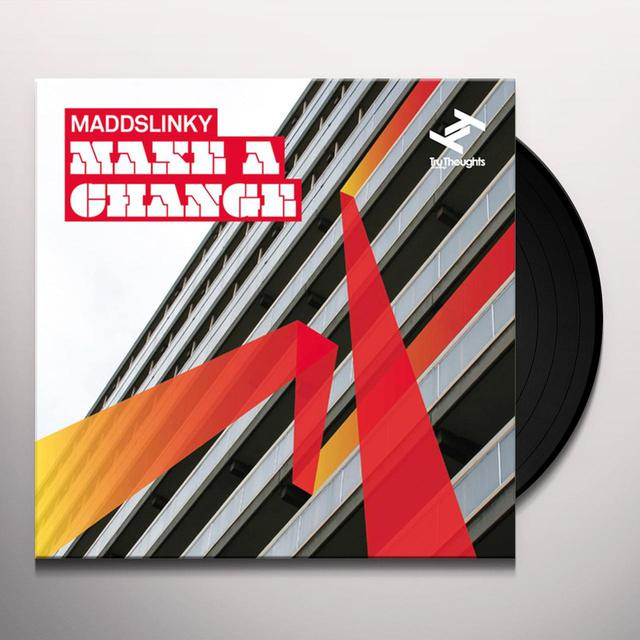 Maddslinky MAKE A CHANGE Vinyl Record