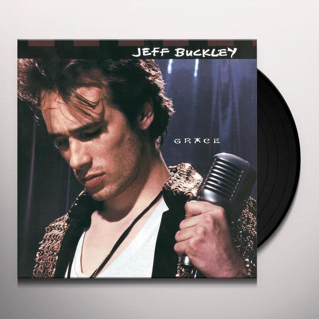 Jeff Buckley GRACE Vinyl Record - 180 Gram Pressing