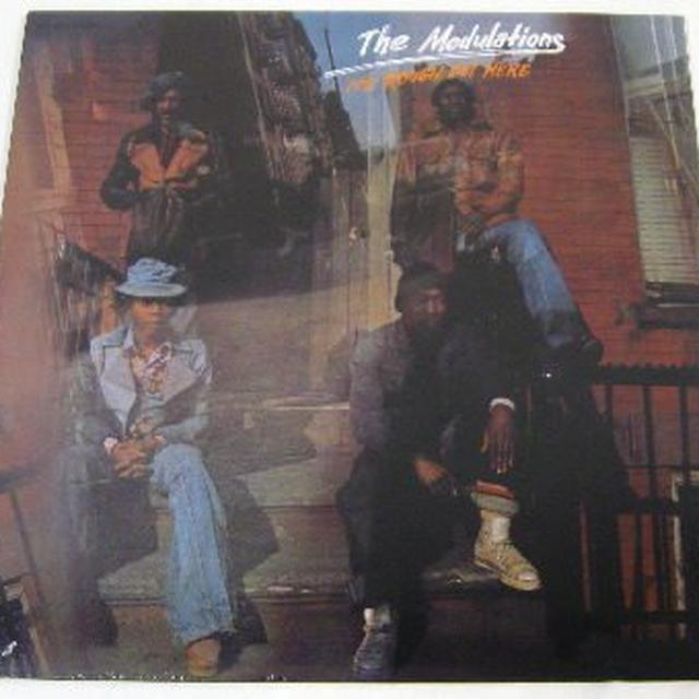 Modulations IT'S ROUGH OUT HERE Vinyl Record