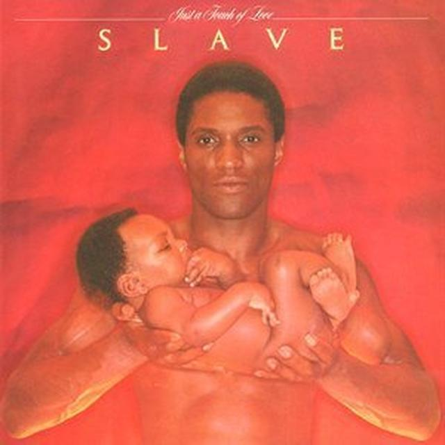 Slave JUST A TOUCH OF LOVE Vinyl Record