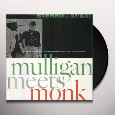 Gerry Mulligan / Thelonious Monk MULLIGAN MEETS MONK Vinyl Record