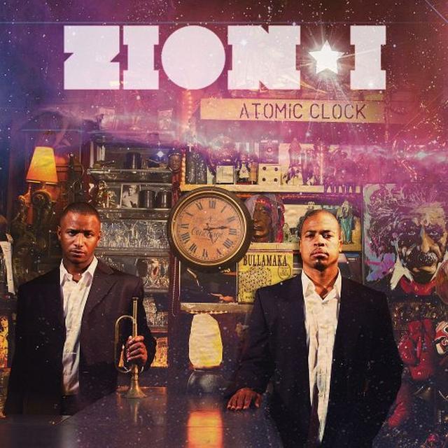 Zion I ATOMIC CLOCK Vinyl Record