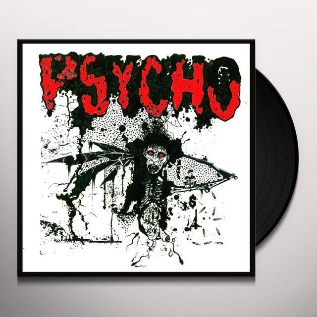 PSYCHO Vinyl Record