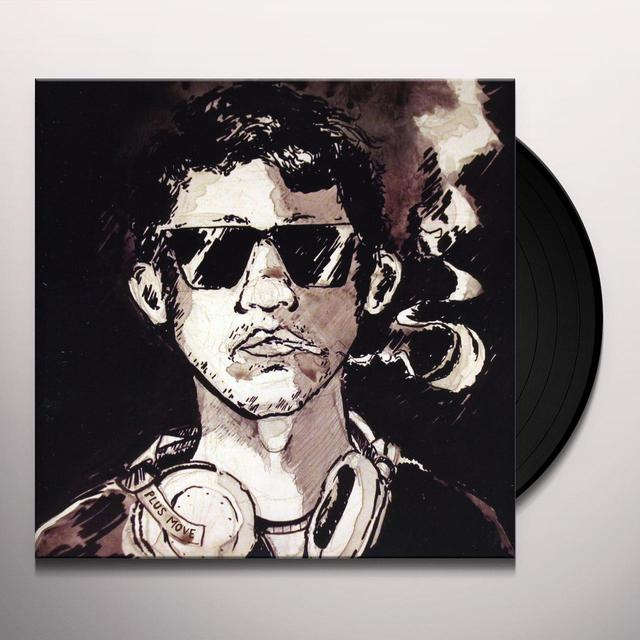 Plus Move PORTRAIT Vinyl Record