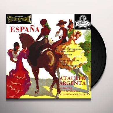 Ataulfo Argenta & Lso ESPANA Vinyl Record