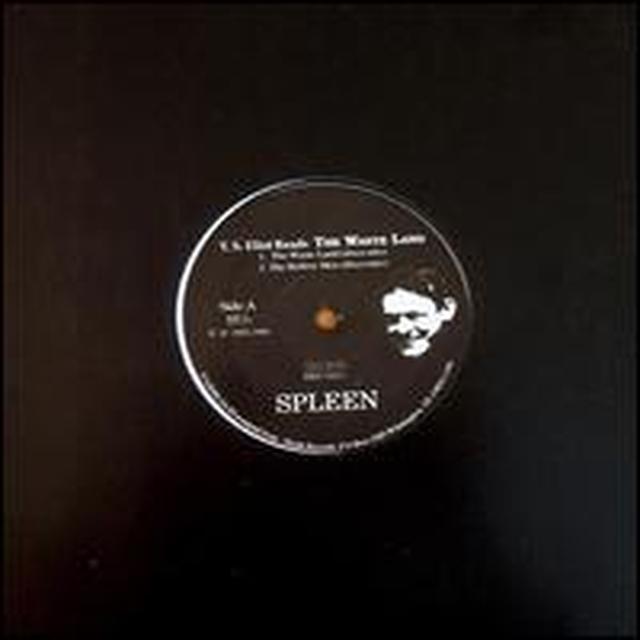 Spleen TS ELIOT READS THE WASTE LAND Vinyl Record