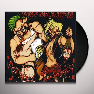 Accused / Potbelly SONGS OF HORROR & ALCOHOLISM Vinyl Record