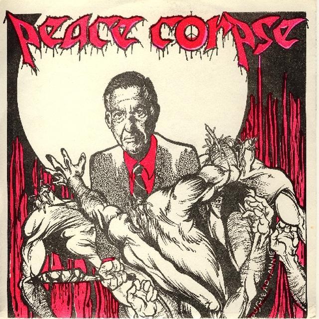 Peace Corpse TERROR OF QUINCY Vinyl Record