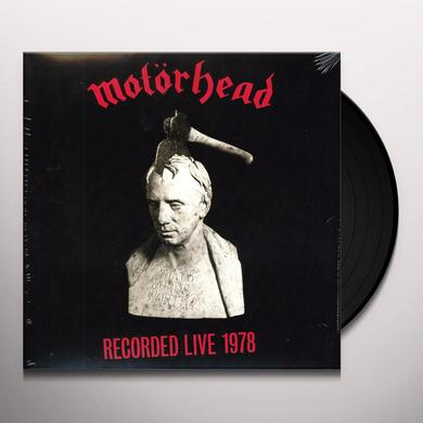 Motorhead WHAT'S WORDSWORTH Vinyl Record